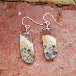 earring B