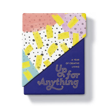 up for anything Cards