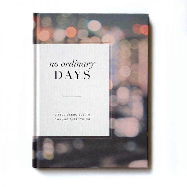 No ordinary Days Book