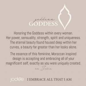 Goddess meaning card