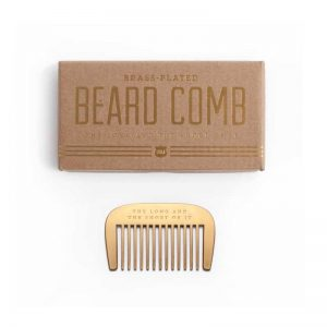 Gift Set Beard Comb