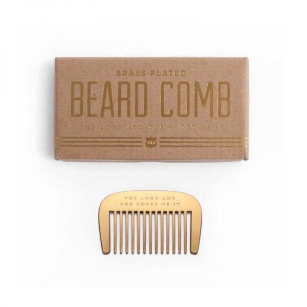 Gift Set Beard Comb