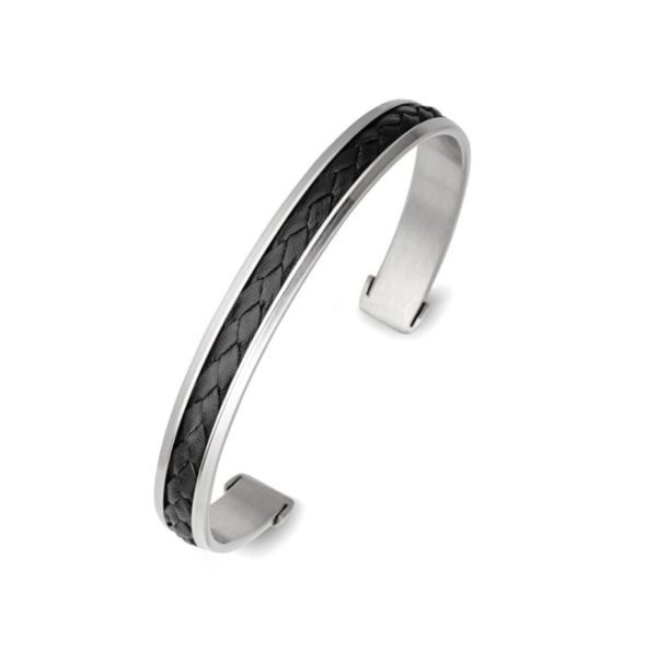 mens stainless steel cuff