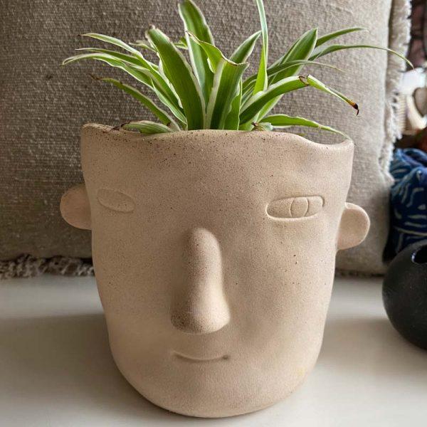 Man face planter