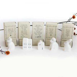 Porcelain Match box gifts