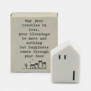 porcelain matchbox house trouble