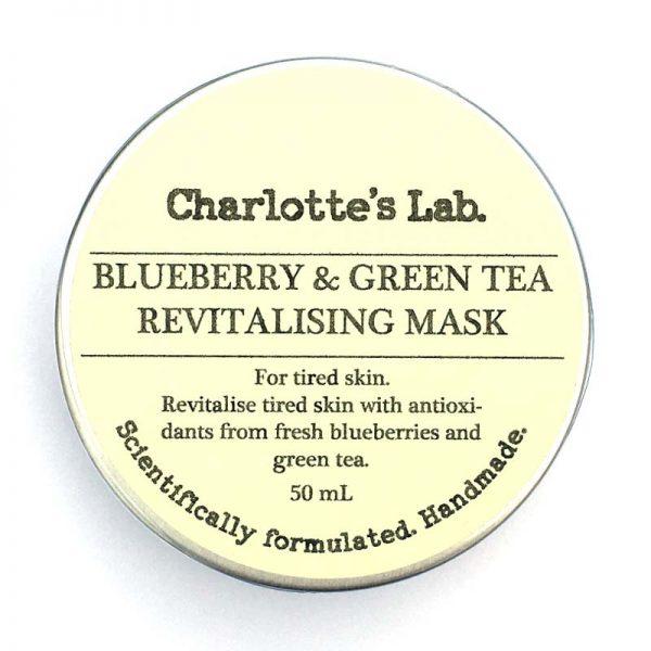 Blueberry Green Tea Mask