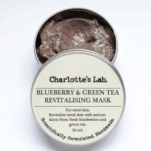 Blueberry Revitalising mask