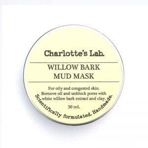 Willow Bark Mud Mask