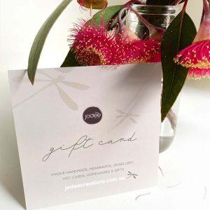 Jodee Gift Certificate