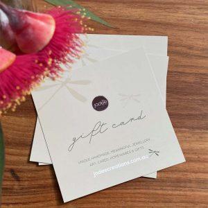 Gift Card jodee