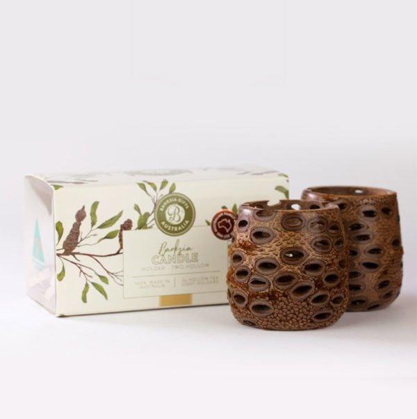 gift box tea light
