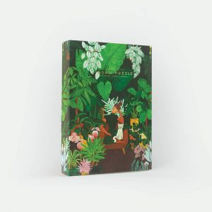 plant lady puzzle