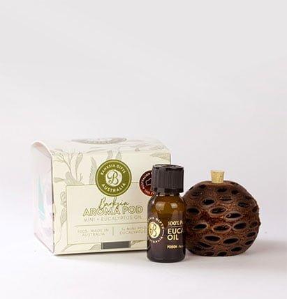banksia pod gift box