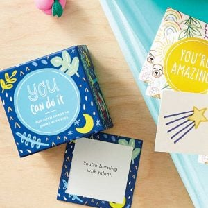 inspirational cards - you can do it