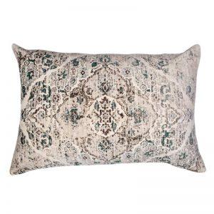 Velvet Printed Cushion
