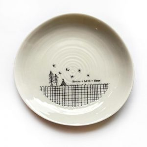 wobbly plate