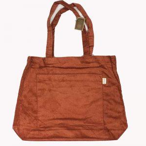 Jumbo Cord Tote bag