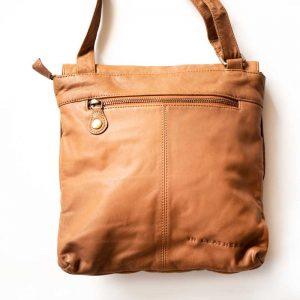 back leather bag