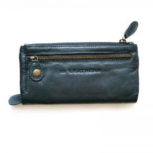 Leather Purse back