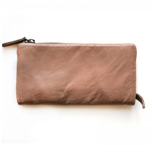 Leather Purse blush