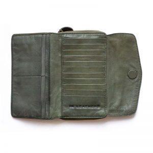 Wallet inside