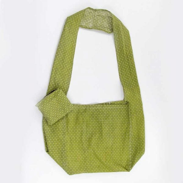 Olive Murtle reusable bag