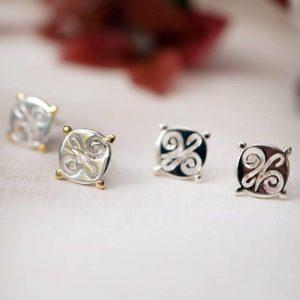 new beginning earrings