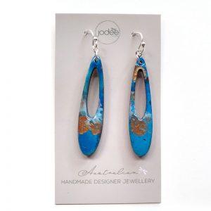 Opal earring B