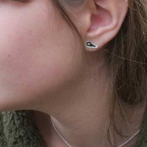 Sneaker Stud earring