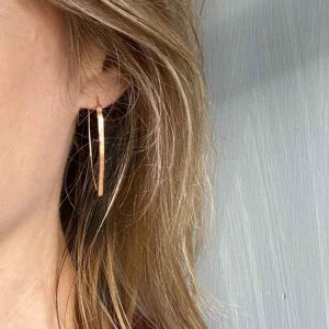 bar drop earring