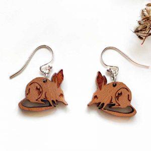 bilby drop earrings