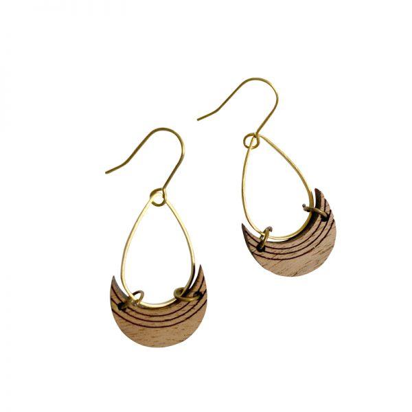 Cresent Moon Earrings