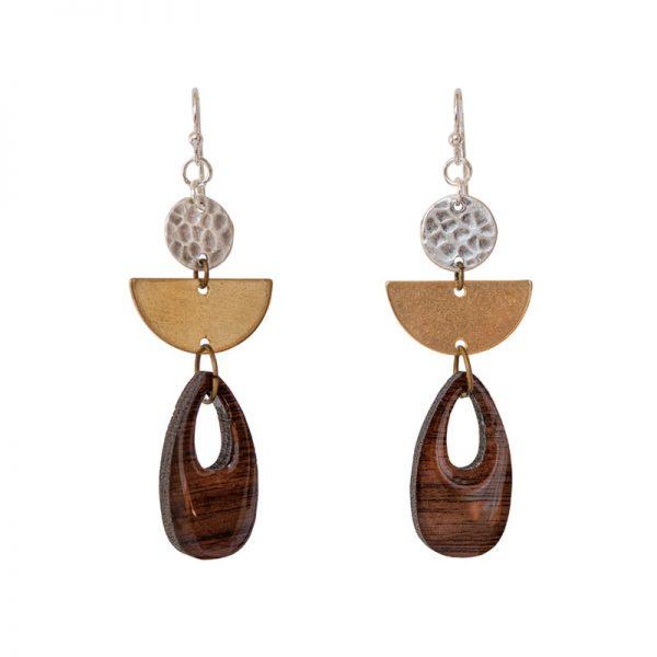elements earrings