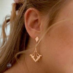 floursih earring