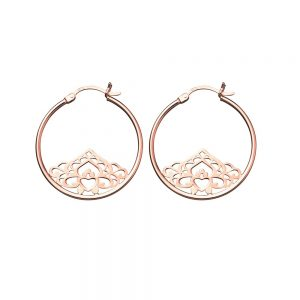 Divinity Hoop Earrings