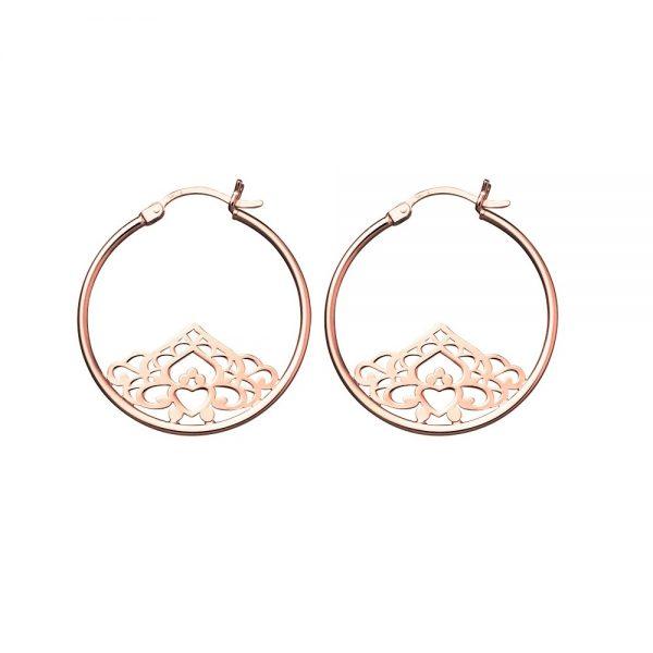 Divinity Hoop Earrings