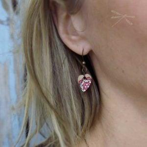 earring shot