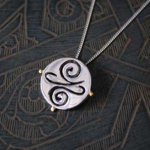 new beginning pendant