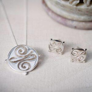 new beginning pendant set