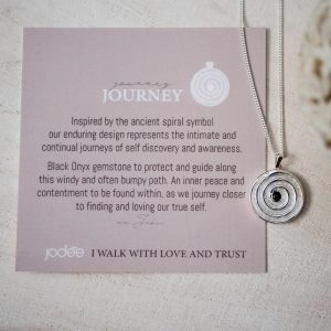 Journey Pendant with meaning