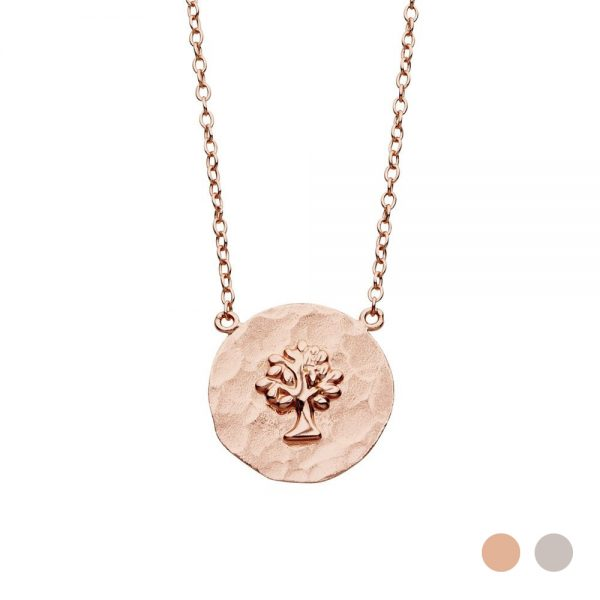 tree of life rose gold
