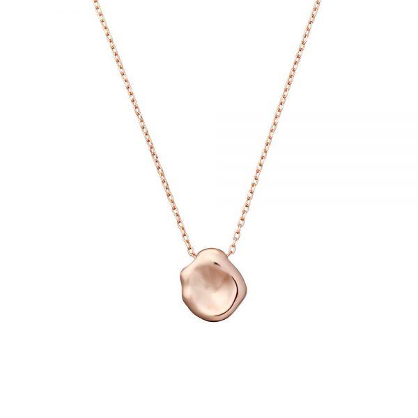 Organic shape pendant