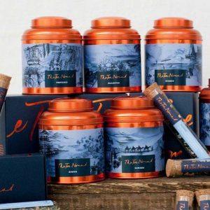 tea canisters Tea nomad